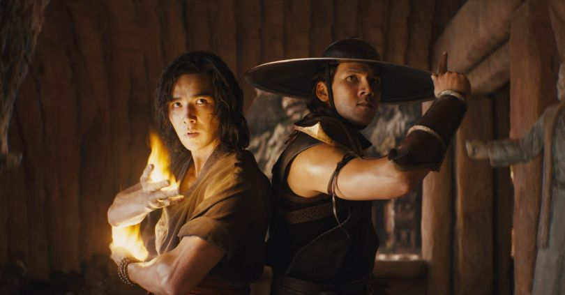 Mortal Kombat review: a movie at its best when it mimics the games