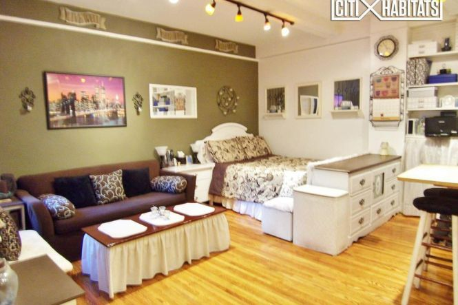 A Cozy 300 Square Foot Hell S Kitchen