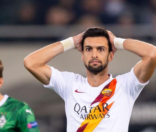 Gladbach V Roma Europa League Match Review Chiesa Di Totti