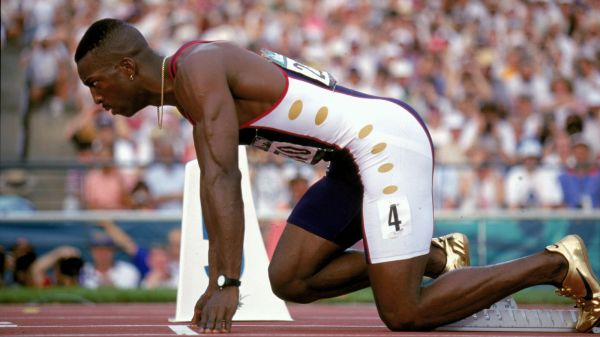 20 years ago, Michael Johnson set a gold standard for ...
