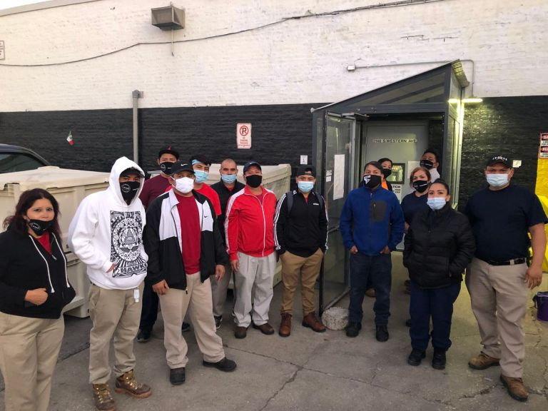 El Milagro Locks Workers Out of Tortilla Factory After They Protest Unfair Treatment