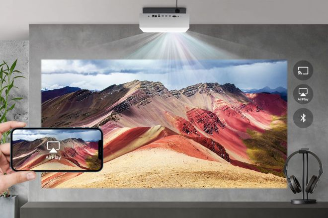 pjt_hu810pw_2020_11_wireless_connection_d.0 LG's latest 4K laser projector supports AirPlay 2 for $2,999 | The Verge