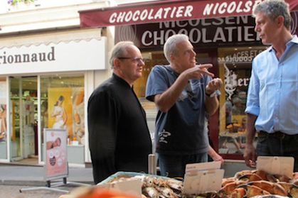 Image result for robuchon and bourdain