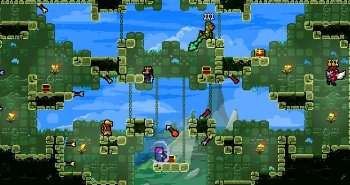 TowerFall on Nintendo Switch
