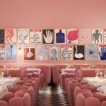 The Millennial Pink Restaurant Design Trend Isn T Going Away Eater