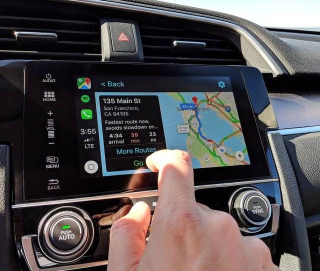 Google Maps In Carplay