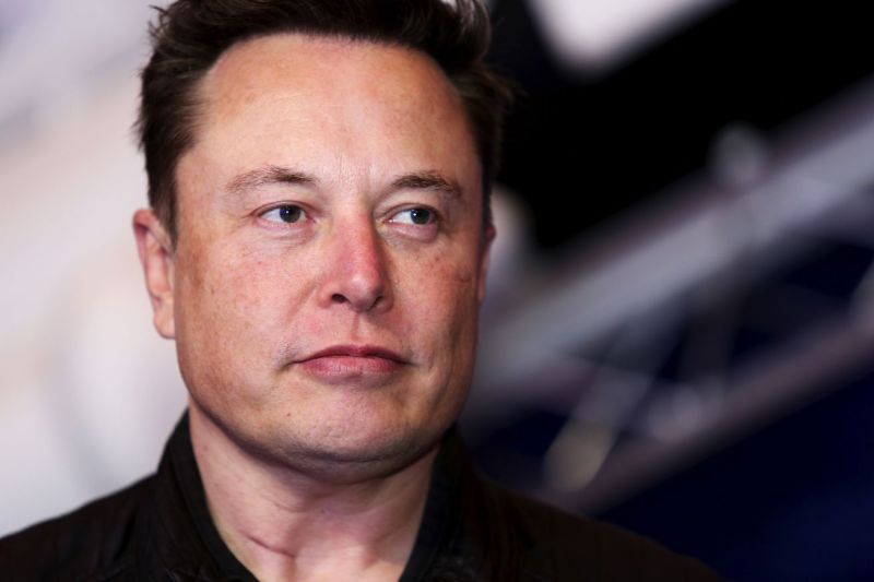 Il miliardario Elon Musk riceve il premio Axel Springer