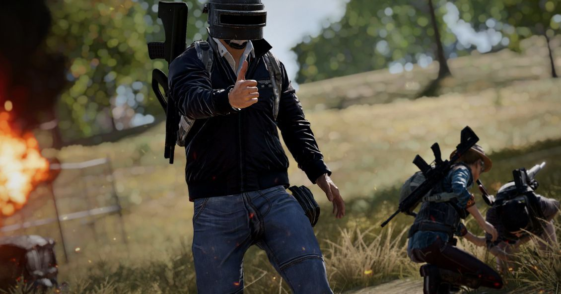PUBG adds a reputation system'to help keep things more civil while you kill each other'