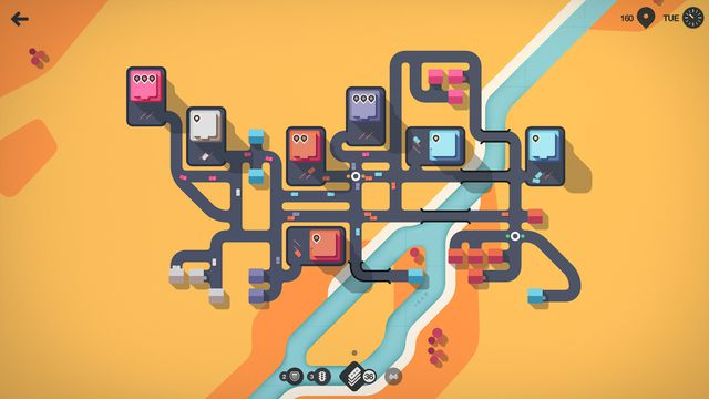 ss_a4db48bc510aa79f01147e1137d1137143b2ca6d.0 Mini Motorways, a chill game about traffic management, comes to PC | Polygon
