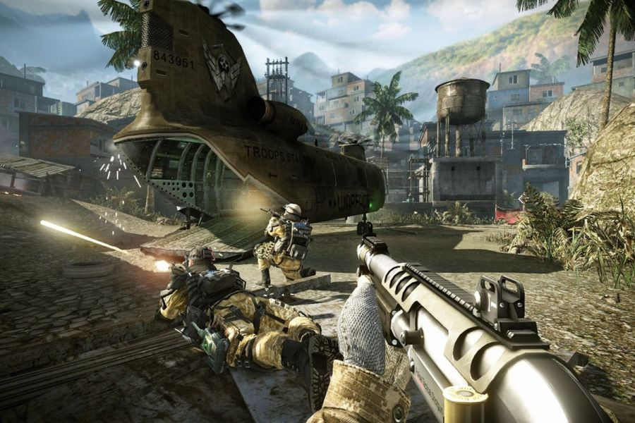 Xbox 360 free to play shooter Warface ready to offer daily updates     Xbox 360 free to play shooter Warface ready to offer daily updates
