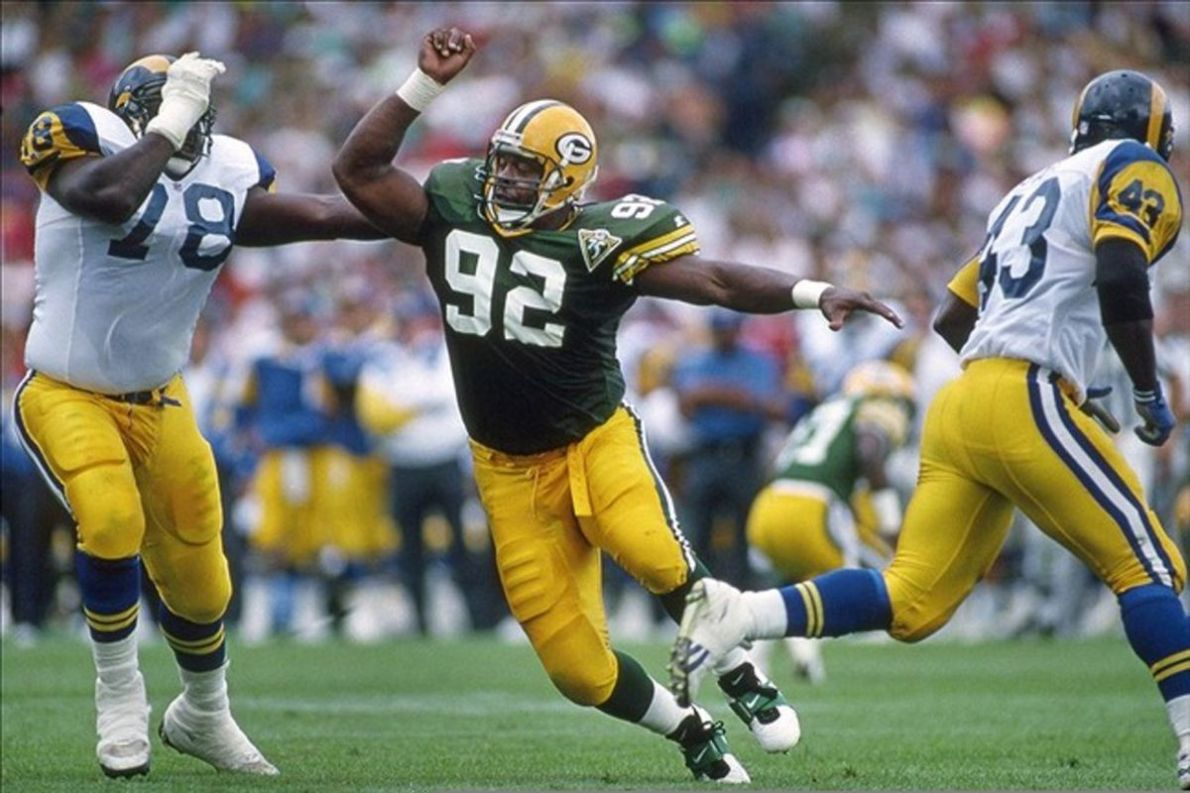 Reggie White And The Miracle Recovery From An Injury Against The Bengals -  Cincy Jungle