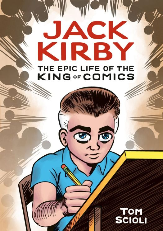 Jack Kirby 'saved Marvel' with Thor and Captain America, says new biography 2