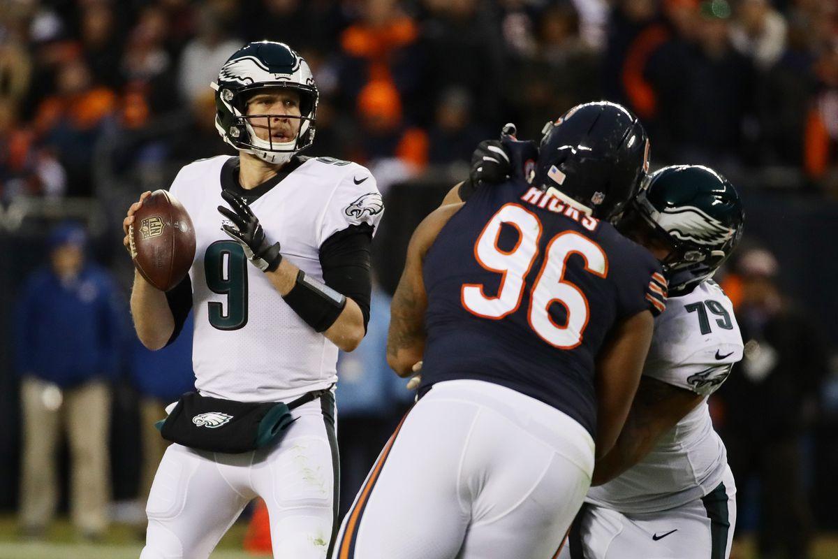 Vs Bears Philadelphia Eagles Football 2013