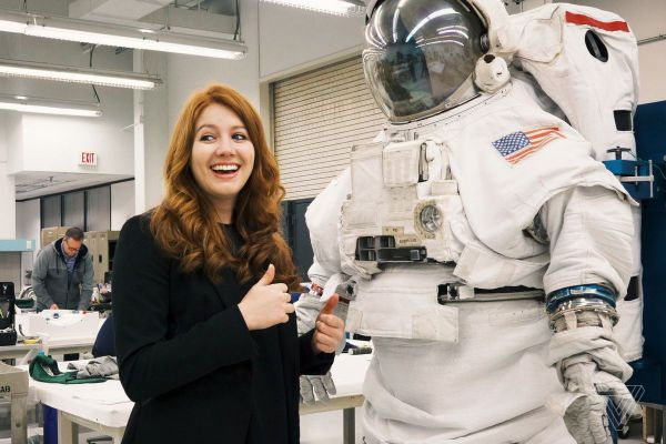These nextgeneration space suits could allow astronauts