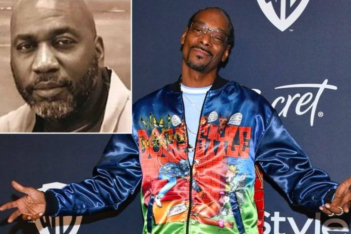 Snoop Dogg and Michael 'Harry-O' Harris