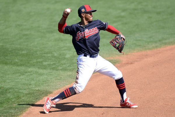 Cleveland Indians working on long-term deal with Francisco ...