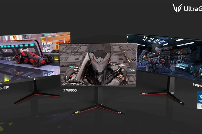 New_LG_Ultra_Monitor_UltraGear__2_.0 LG's new batch of gaming monitors includes 4K / 144Hz panelwith HDMI 2.1 | The Verge