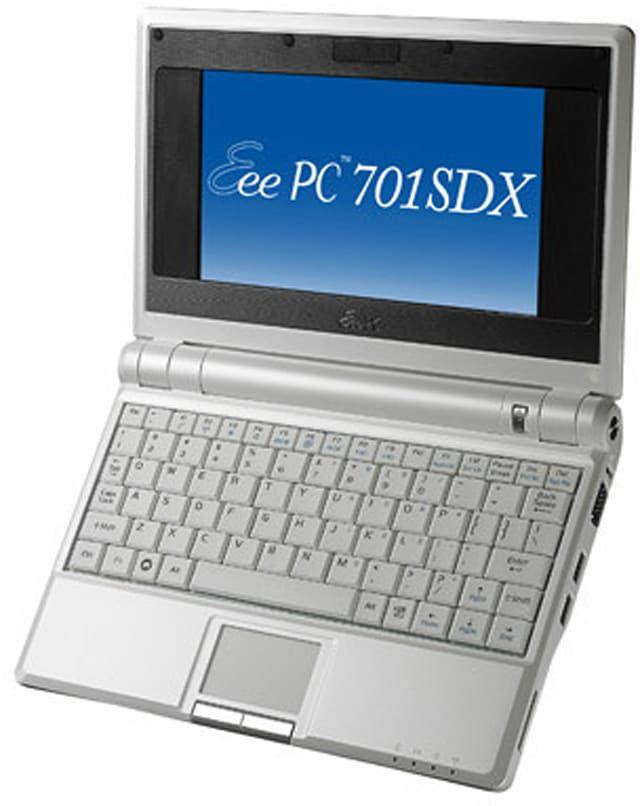 The Eee PC 701SDX