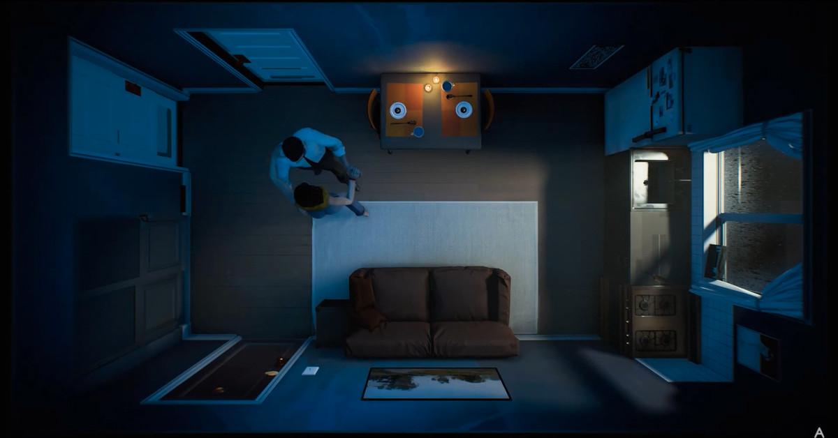 Watch a new trailer for Twelve Minutes, an 'interactive thriller' featuring Willem Dafoe