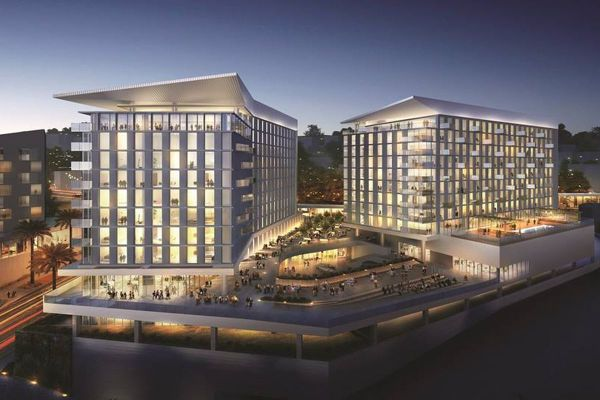 The Jeremy Hotel Opens Today in West Hollywood With a ...