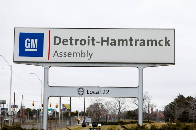 GM President Announces Autonomous Cruise Origin Vehicle To Be Built In Hamtramck