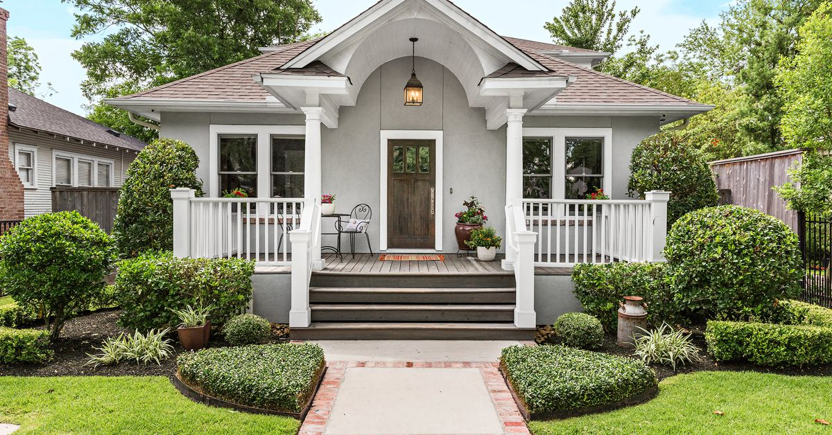 a 1920s bungalow remodel room to grow