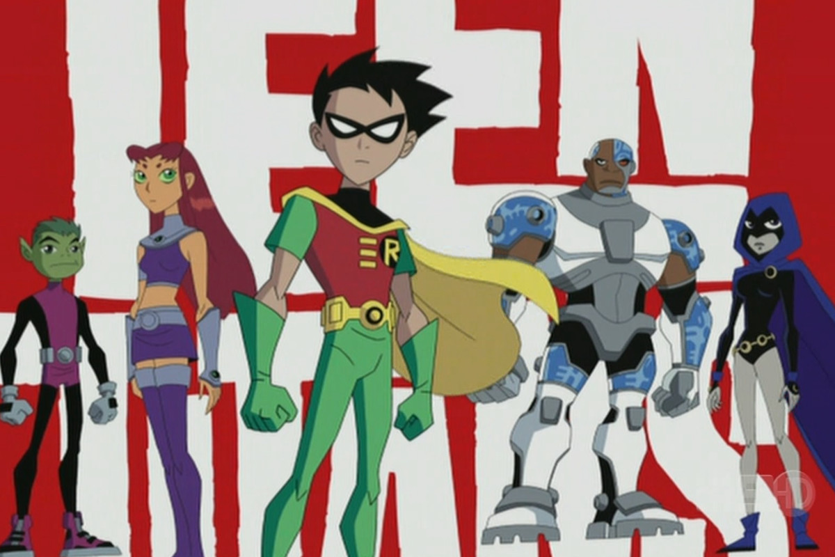 Tv Show Titans First Look At Robin