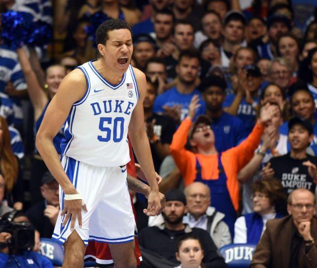 Justin Robinson Is Duke Basketballs Unexpected Walk On Hero