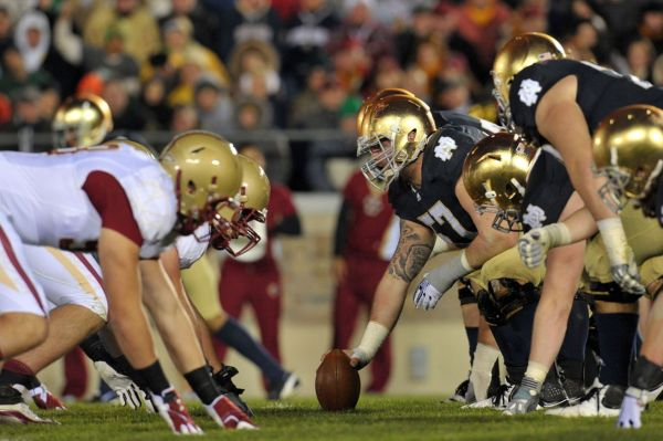 2012 Boston College Football: #4 Notre Dame Game Thread (8 ...
