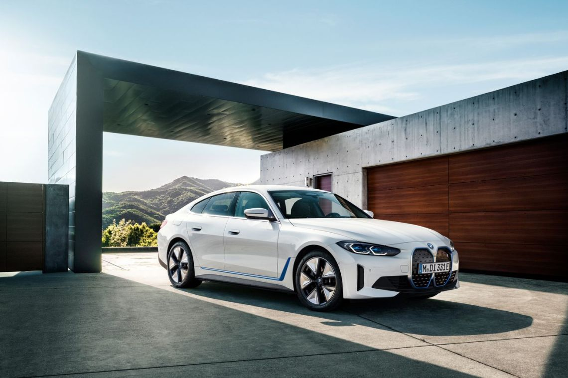 BMW's i4 sedan is the electric 4 Series you've been waiting for