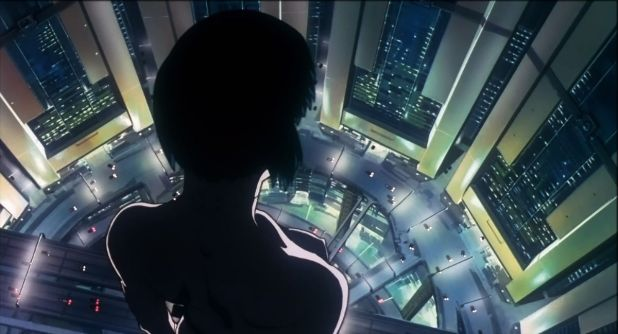 Gadgets: Ghost in the Shell