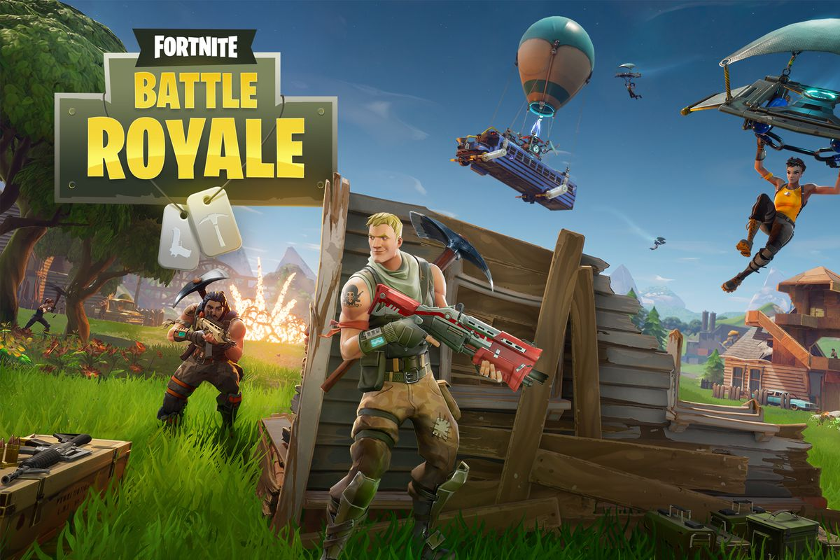 Fortnite generated a record  318 million in revenue in May   Recode Epic Games