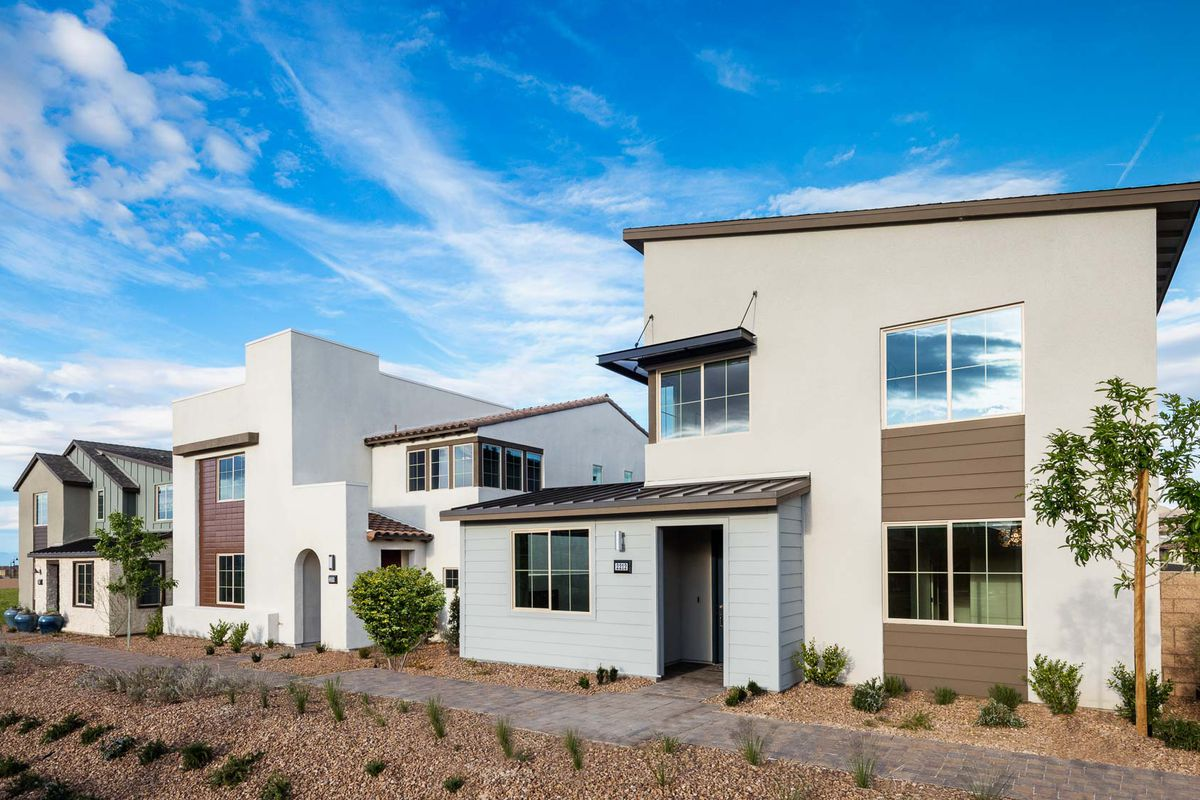 Designed For Millennials New Homes Cater To Growing