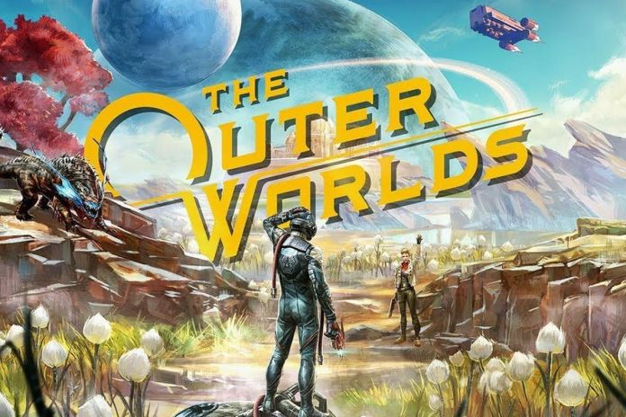 Image result for The Outer Worlds Nintendo Switch