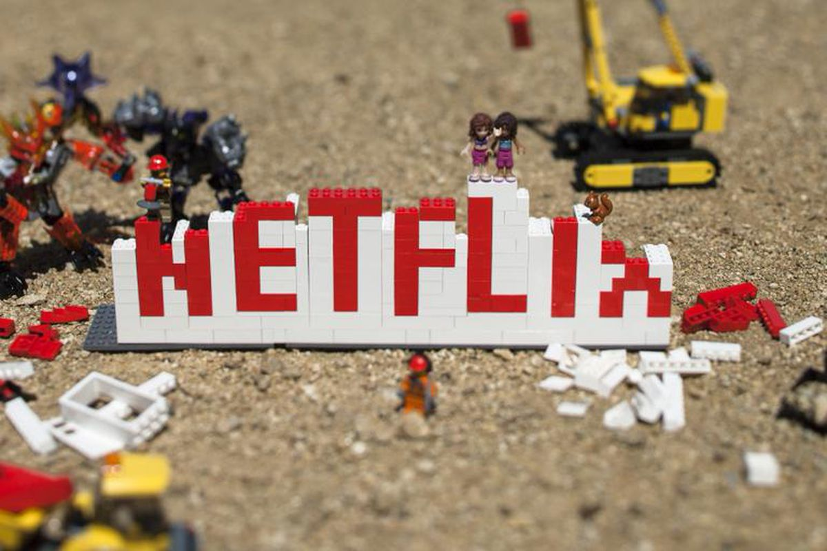 Netflix and Lego will introduce two new kids  shows in 2016   The Verge Netflix is expanding its portfolio of children s programming with two new  series made in collaboration with Lego  Lego Bionicle  The Journey to One  and Lego