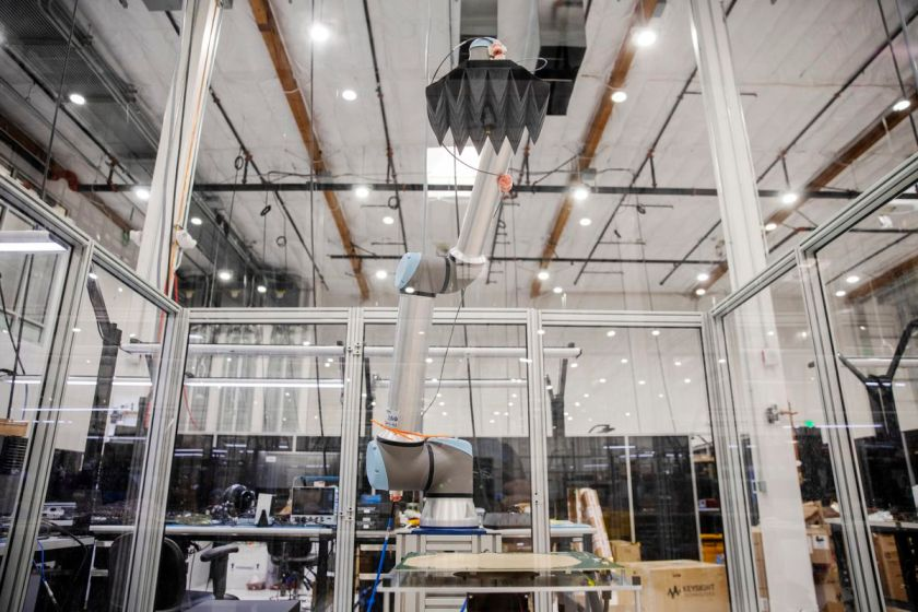 Project Kuiper Customer Terminal Antenna 1
