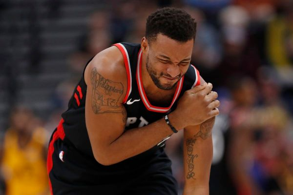 NBA Injury Report: Norman Powell suffers shoulder injury ...
