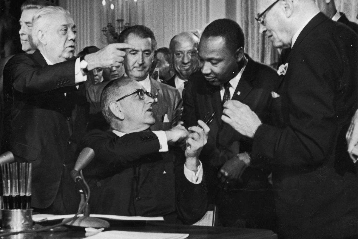 How The Civil Rights Act Saved The South S Economy