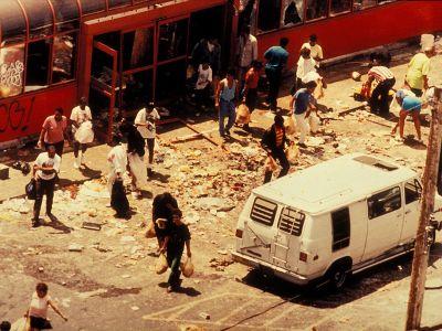 Mapping the 1992 LA Riots - Curbed LA