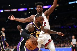 Image result for miami heat lakers