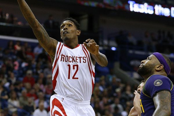 Dynamite debut from Lou Williams leads Rockets over ...