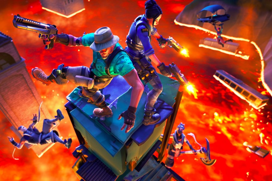 Fortnite's beloved update actually made people play less ...