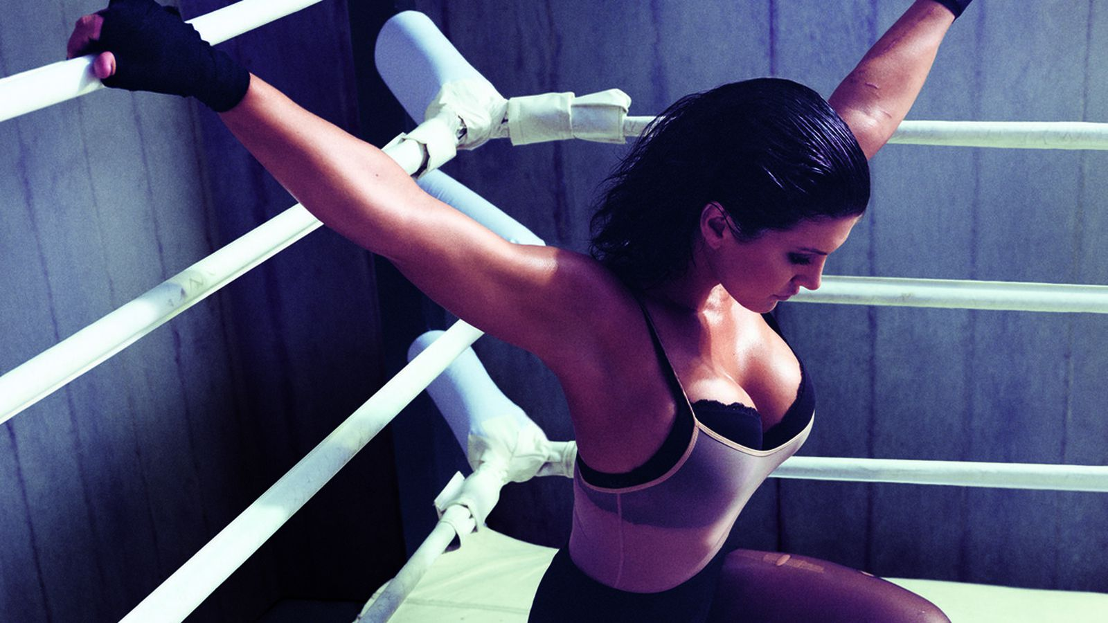 Gina Carano Discusses Cyborg Santos Steroid Test Results