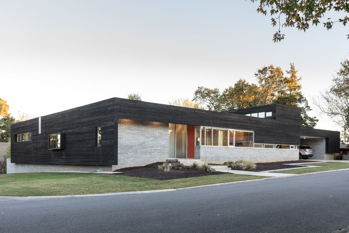 Building A Modern House For Under $200 A Square Foot