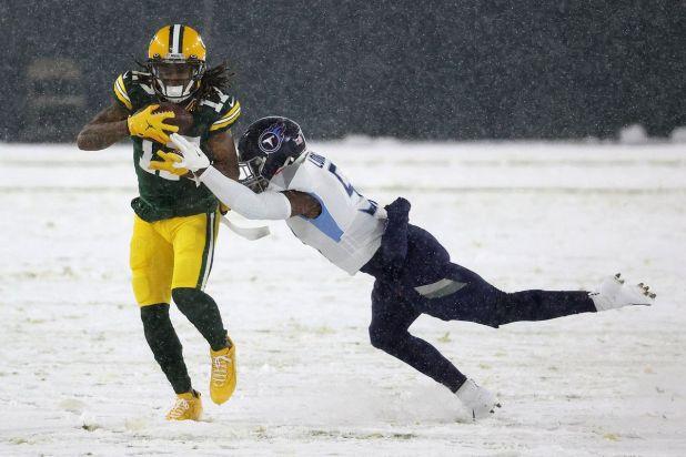 Sunday Night Football: Packers crush Titans, 40-14 - Music City Miracles