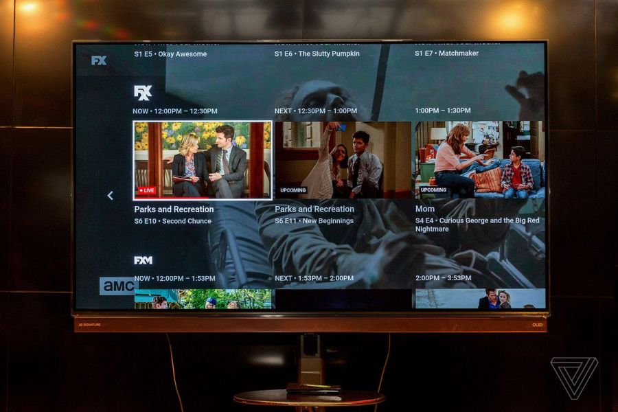 YouTube TV is now available on recent Samsung smart TVs   The Verge Photo by Amelia Holowaty Krales   The Verge