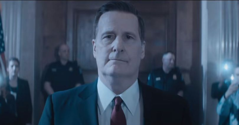 New trailers: The Comey Rule, Never Gonna Snow Again, The Doorman, and more
