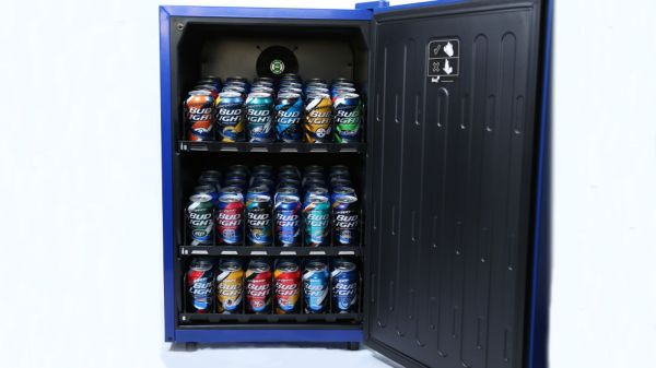 Bud Light's New Smart Fridge Tells Bros When Beer Is ...