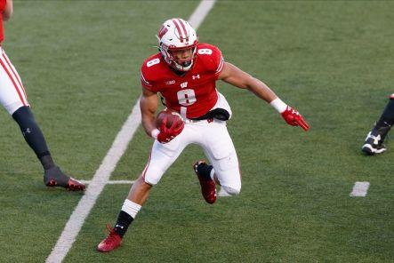 Wisconsin Badgers football: Jalen Berger named to Doak Walker watch list - Bucky's 5th Quarter