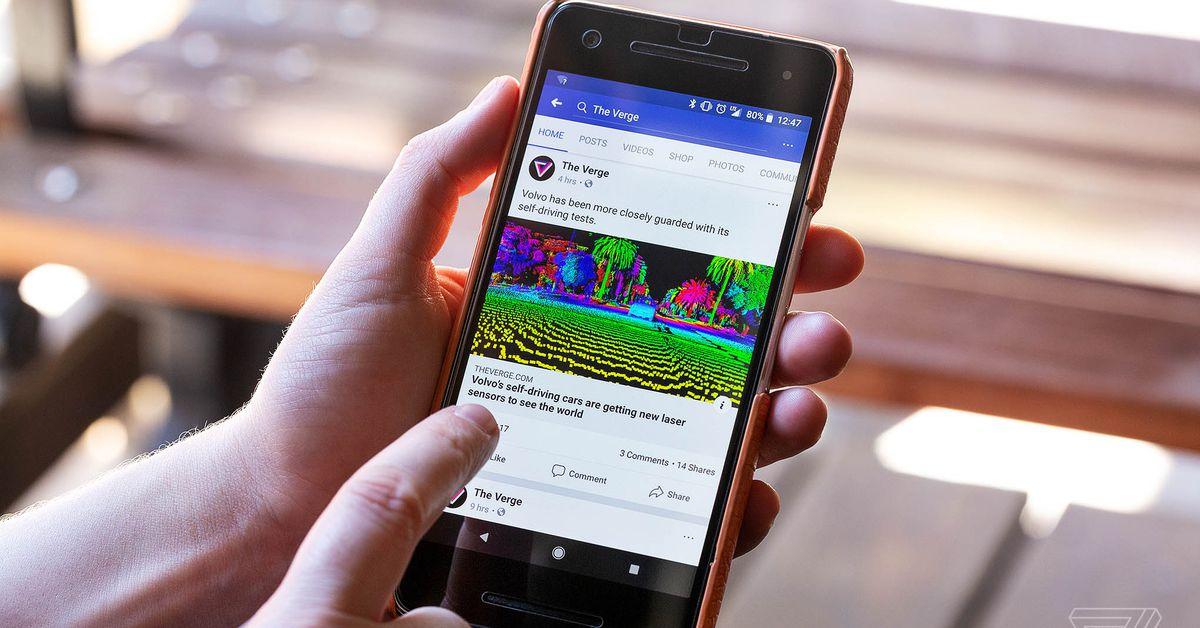 Supreme Court says Facebook text alerts aren't illegal robocalls